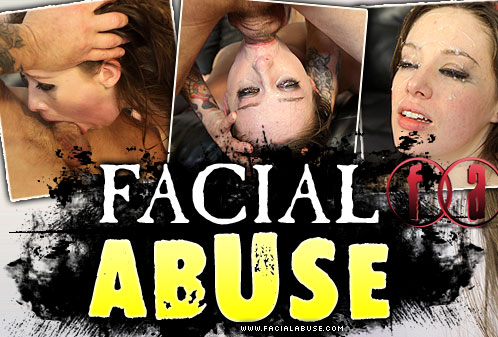 Facial Abuse Starring Natalie Moore
